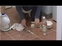best way to clean bathroom. House Cleaning \u0026 Stain Removal Tips : Best Way To Clean Ceramic Tile Bathroom L