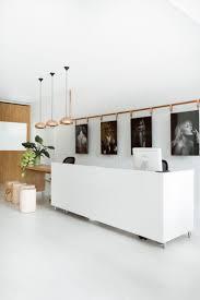 office reception interior. beauty edu by techne architecture in melbourne office reception interior