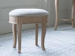 dot dressing table stool