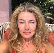 Paulina Porizkova Opens Up About Aging ...
