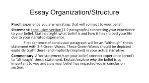 summer notes have your types notes and tii receipt out on  6 essay organization structure
