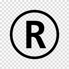 Registered Symbol Registered Trademark Symbol Copyright Copyright Transparent