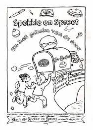 Karakter Spekkie En Sproet Kinderboekennl