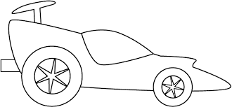 Small Picture 26 Simple Car Coloring Pages Transportation printable coloring