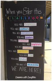 Brilliant High School Classroom Door 25 Best Decorations Ideas On Pinterest Inside Impressive Design
