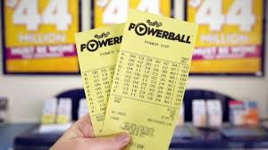 lotto powerball file picture