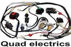 atv wiring harness wiring diagram site amazon com 3 5l 50 70 90 110cc wire harness wiring cdi assembly atv atv wiring harness connectors atv wiring harness