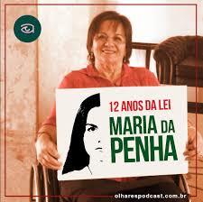 Resultado de imagem para LEI MARIA DA PENHA
