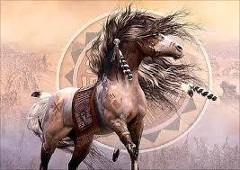 5D <b>DIY Diamond Painting Animal</b> horse Embroidery Patterns Cross ...