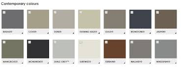 11 Thorough Colorbond Roof Colours Chart