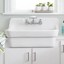 Bathroom Utility Sink