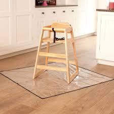 Clear Pvc Floor Splash Mat