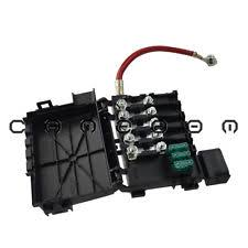fuse box plug for vw jetta golf bora beetle fuse box battery terminal plug connector 1j0937550