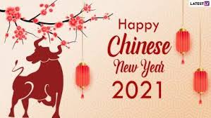 On the lunar new year's eve, chinese people starts to greet each other through text or voice happy new year messages, while later exchange chinese new year greetings face to face when visiting each other during the festival. Zklweoiho1diwm