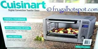 kitchenaid convection toaster oven costco t4436 toaster oven ovens digital convection toaster oven frugal ovens ovens
