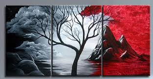 decor wall art oil painting canvas gift