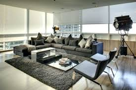 gray couch living room contemporary living room with dark gray couch and chairs and carpet light gray couch living room