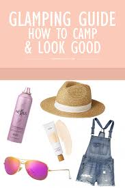 Image result for Glamping essentials