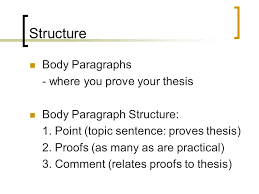 essay writing essay writing lessons essay structure essay outline  7 structure body paragraphs
