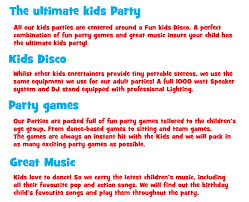 The Ultimate Children\u0027s Disco in Swindon \u0026 Surrounding Area