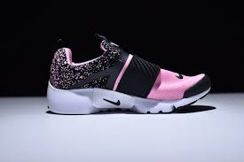 nike presto womens. bright luster nike air presto extreme flyknit pink snowflake white 819803 668 trainers women\u0027s running shoes womens 0