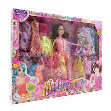SHOP 1 ) ( Hàng sẵn ) Búp bê Barbie 𝐅𝐑𝐄𝐄 𝐒𝐇𝐈𝐏 thời trang Aibier và  bộ phụ kiện, váy đầm MM222 MM222 giá cạnh tranh