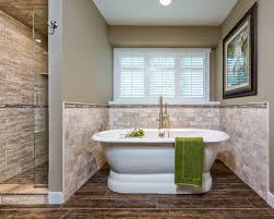 paint color for brown tile bathroom. brown tile floor bathroom transitional with beige paint free. image by: borchert kitchen bath color for d