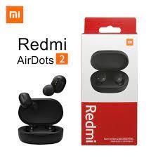 Tai nghe Bluetooth True Wireless Redmi Airdots 2 chính hãng XIAOMI bảng  Quốc Tế - Tai nghe Bluetooth nhét Tai Nhãn hàng No Brand