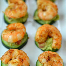 Cold appetizer of wrapped peppers on a creamy filling of cheese. 10 Best Cold Shrimp Appetizers Recipes Yummly