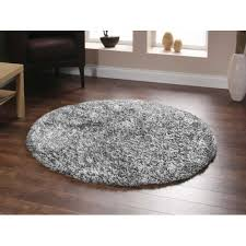 grey and white round rug grey round rug reviews temple webster