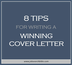 Sweet Writing An Effective Cover Letter    Tips For An Letter   CV     florais de bach info
