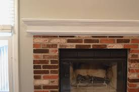 fireplace restoring brick fireplace restoring brick fireplace decor idea stunning fresh on room design ideas