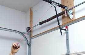 how to adjust garage door openerSingle Torsion Spring Replacement