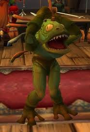 ) mount, had to screen it! Buy Murloc Costume Suit Blizzcon 2007 Murloc Suit Toy Loot And Download