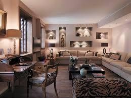 Safari Living Room Decor