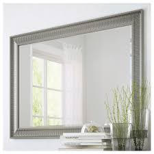 Ikea Wandspiegel Songe Mirror Silver Colour Diy Home Decor