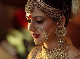 Amazing ideas indian bridal jewellery designs Pakistani Bridal Bridal Nose Ring Ideas Stunning Bridal Nath Designs That Indian Brides Slayed Witty Vows Bridal Nose Ring Ideas Stunning Bridal Nath Designs That Indian