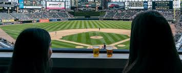 Guaranteed Rate Field Seating Chart With Rows Premium Seating Chicago White Sox