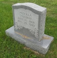 Priscilla Warren Steelman (1868-1949) - Find A Grave Memorial