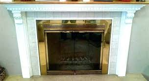 fireplace door replacement fireplace doors door replacement s glass