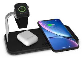 Купить беспроводное <b>зарядное устройство Zens</b> Dual+Watch ...