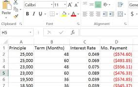 loan formulas 16 excel formulas that will help you solve real life problems