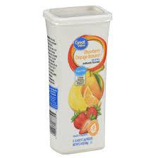 Crystal Light Drink Mix Strawberry Orange Banana Great Value Sugar Free Strawberry Orange And Banana Drink