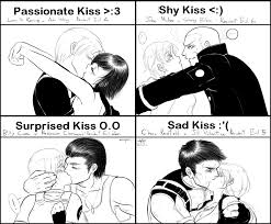 Kiss Meme : Resident Evil by Lilinebaka on DeviantArt via Relatably.com