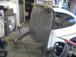 club cars once the modifications were complete we turned attentions to the body work the rear wheel arches only needed minor repairs as did the rear valance and
