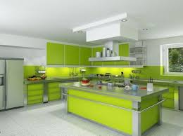 modern kitchen paint colors ideas. Modren Paint Awesome Colors Green Kitchen Ideas And Paint Color With White  Cabinets Modern In K