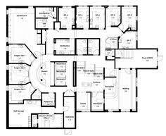 dental office floor plan. dental specialties floor plan office i