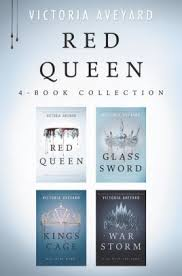 red queen 4 book collection books 1 4 by victoria aveyard nook book ebook barnes le