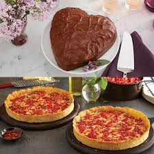 Bake at 350 degrees for 30 minutes. Portillo S Chocolate Cake 2 Lou S Pizzas Tastes Of Chicago