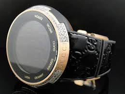 new mens i gucci digital xxl latin grammy rose gold diamond watch new mens i gucci digital xxl latin grammy rose gold diamond watch 3 ct ya114102